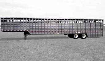 Groundload Stock Trailer