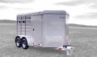 Scout Horse Trailer
